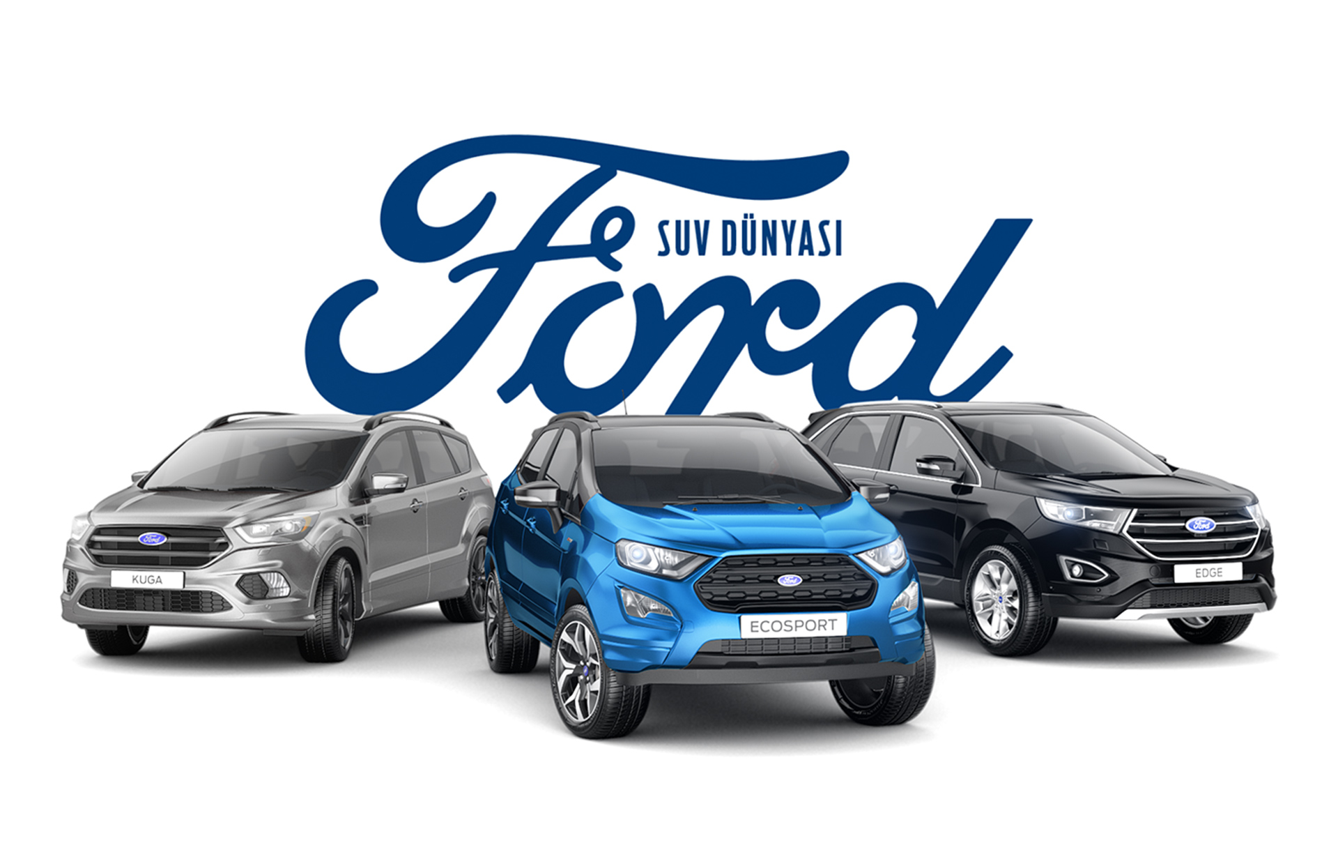 Ford | SUV Dünyası Animasyonu