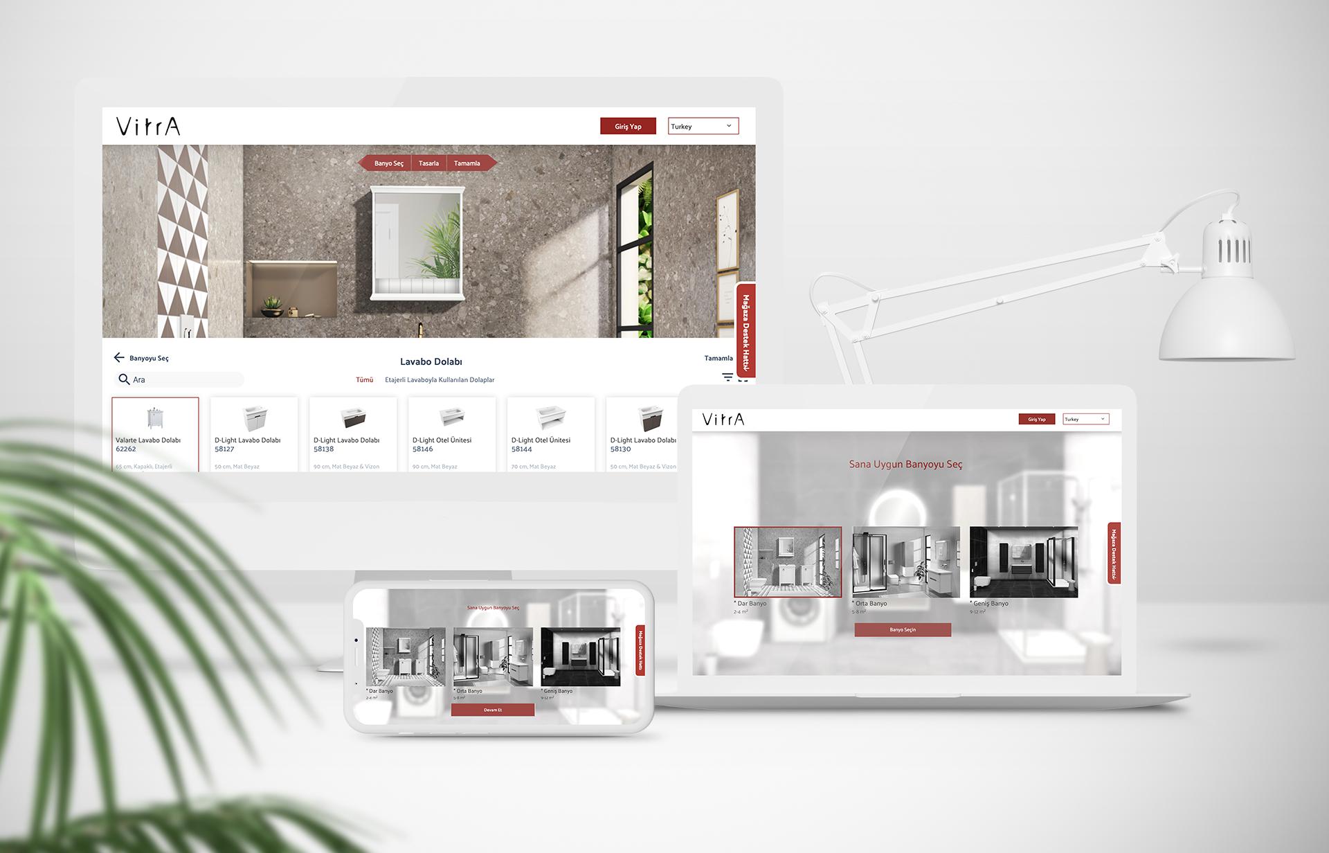 VitrA Dijital Showroom